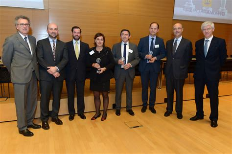 chambre de commerce luxembourg remise de l 39 export award à la chambre de commerce de