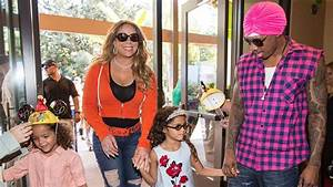 Mariah Carey and Nick Cannon Bring Their Twins to ...