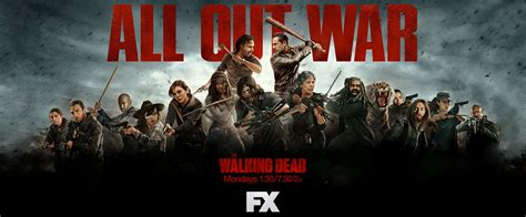 Watch The Walking Dead Season 8  Starts Monday October 23