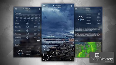 best weather app for iphone app directory the best weather app for iphone