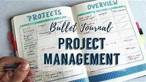 Bullet Journal Project Management