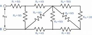 Resistors In Series And Parallel Resistor Combinations