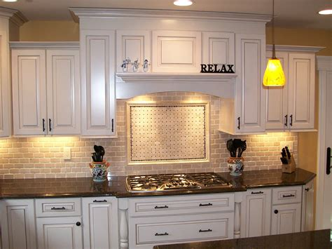 Kitchen Backsplash Ideas Cabinets by Warm Design White Cabinets Kitchen Backsplash Ideas White