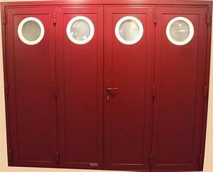 Porte De Garage 4 Vantaux : porte de garage 4 vantaux pas cher ~ Dallasstarsshop.com Idées de Décoration