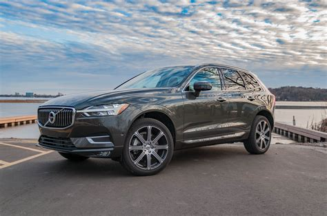 Volvo Photo by 2018 Volvo Xc60 Drive Review A Tidy Polished Package