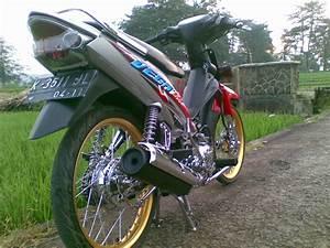 Modifikasi Yamaha Vega R 2003