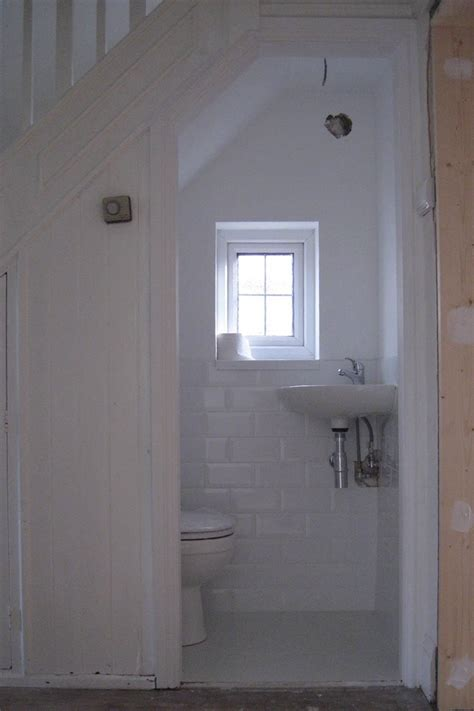 Decorating Ideas For Stairs Toilet by Best 25 Understairs Toilet Ideas On Toilet
