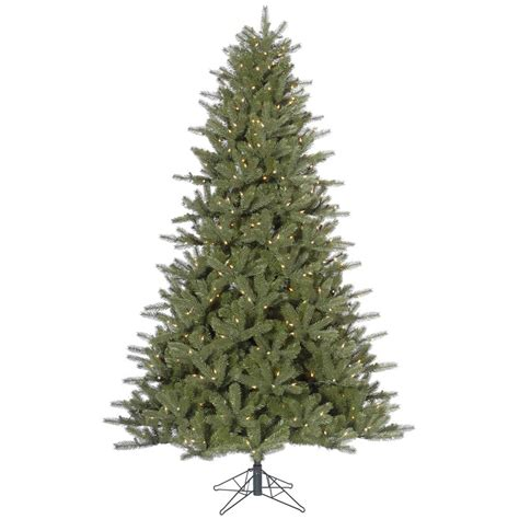 12 foot kennedy fir christmas tree italian led lights