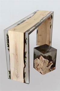 Möbel Stump : alcarol brings natural materials to furniture ihr stil ~ Pilothousefishingboats.com Haus und Dekorationen