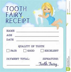 tooth fairy letter template the best template ideas