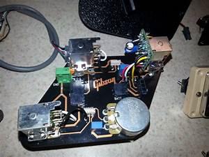 Gibson Les Paul Wiring Push  Push Pots Harness  Coil Split