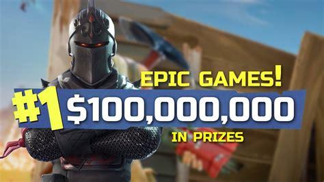 epic games  prize pool  fortnite esports