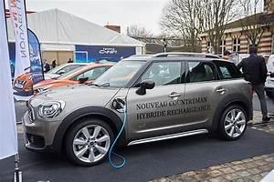 Mini Hybride Rechargeable : sixi mes rencontres flottes automobiles les v hicules l honneur ~ Medecine-chirurgie-esthetiques.com Avis de Voitures