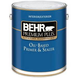 Photos of Oil Based Primer