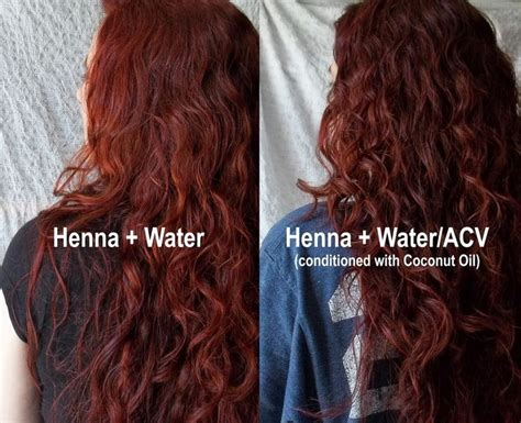 Image Result For Red Henna On Black Hair Henna Hair