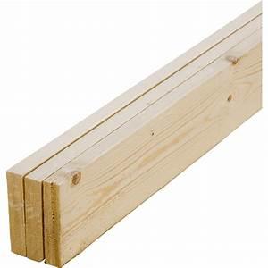 Planche Bois Leroy Merlin : lot de 3 planches sapin petits noeuds rabot 22 x 100 mm ~ Dailycaller-alerts.com Idées de Décoration