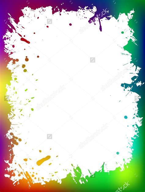 colorful border colourful border designs nisartmacka