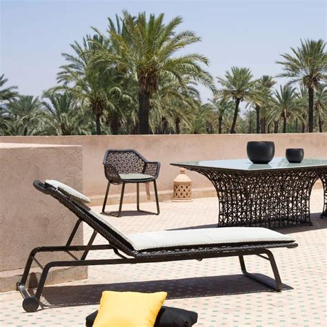 Outdoor Furniture by Aluminum Outdoor Furniture By Kettal Digsdigs