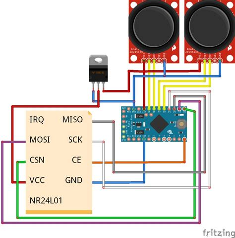 rc tank   moving fpv camera  arduino schematic