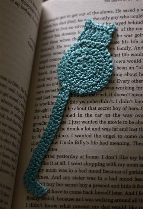 crochet animal bookmark httplometscom