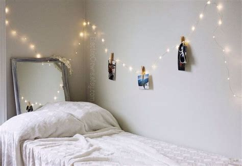 17 Best Ideas About Bedroom Fairy Lights On Pinterest