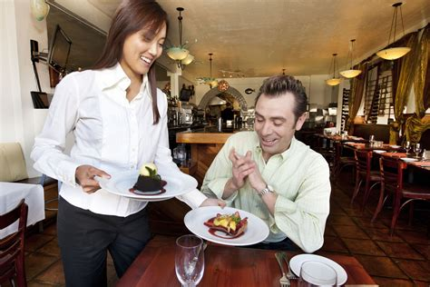 learn about the duties of a waiter or waitress