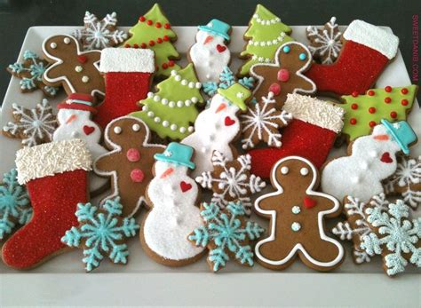 image result  christmas cookie display cute cookies