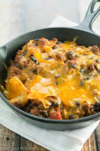 Beef Taco Bake Casserole Recipes