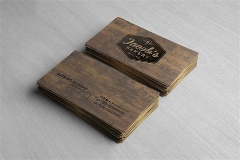 Free Wooden Business Card Mockup Psd Business Card Template Free Print At Home Jukebox Cards Printing Hobart Liverpool Vistaprint Review Guelph Puchong Design