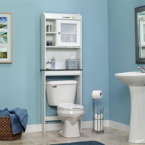 Over The Toilet Storage Bathroom Caddy Shelf Etagere