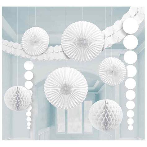 Deko äste Zum Hängen by Deko Set Papier 9teilig Raum Gestaltung Feier H 228 Ngen