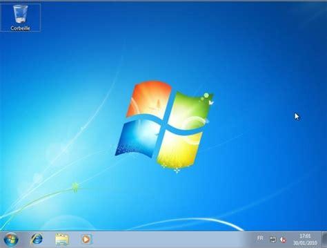 ordinateur de bureau windows 7 pro comprendre le bureau de windows 7