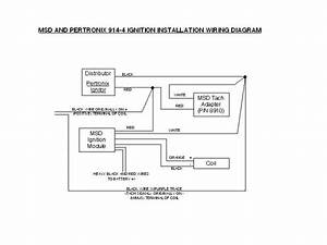 Msd 6al Wiring Harnes Diagram