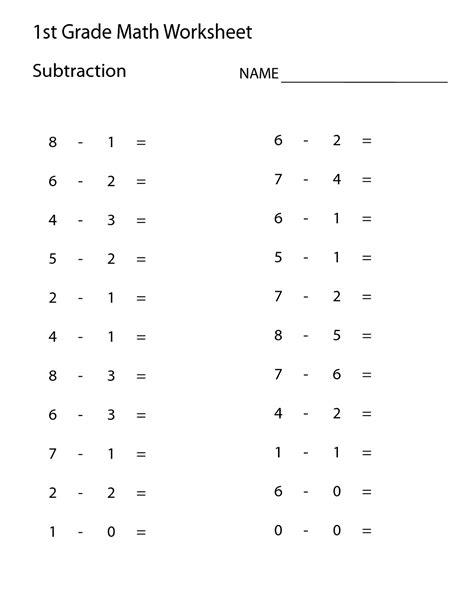 math worksheets  grade  activity shelter