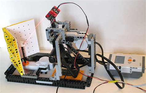 Lego n' laser 3D scanner | Make: