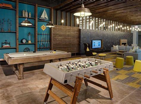 hour lounge  fireplace tvs billiards  foosball