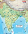 River Map of India | Major Indian Rivers Map | WhatsAnswer