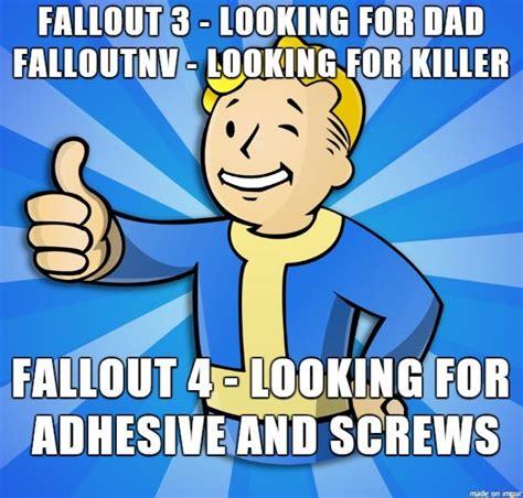 Fallout 4 Memes - fallout 4 memes video games amino