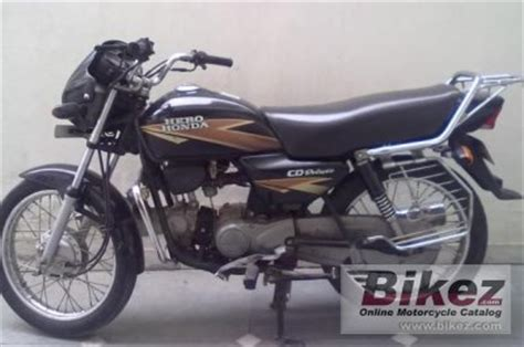 Modified Bikes Cd Deluxe by 2006 Honda Cd Deluxe Specifications And Pictures