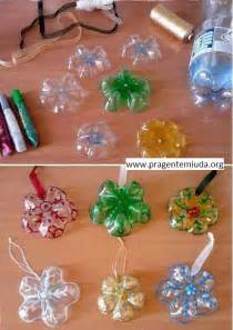 enfeites natalinos reciclados baú de atividades