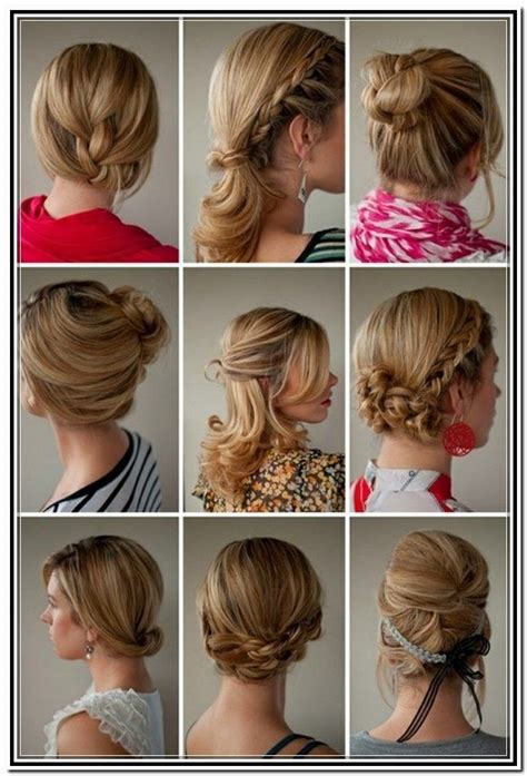 easy updos  medium length hair tutorial  updos