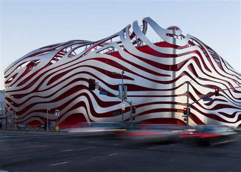 Los Angeles Automobile Museum by The Petersen Automotive Museum In Los Angeles Reopened