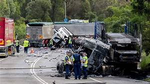 Fatal Picton Road crash: truck driver veered onto wrong ...