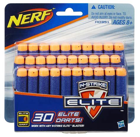 Nerf N-Strike Elite Dart Refill Pack Only $5.40! - Become ...