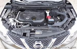 Moteur Nissan Qashqai : nissan qashqai 1 5 dci 110 ch 99 g essai d taill ~ Melissatoandfro.com Idées de Décoration