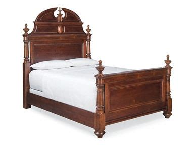 shop  thomasville mansion bed queen