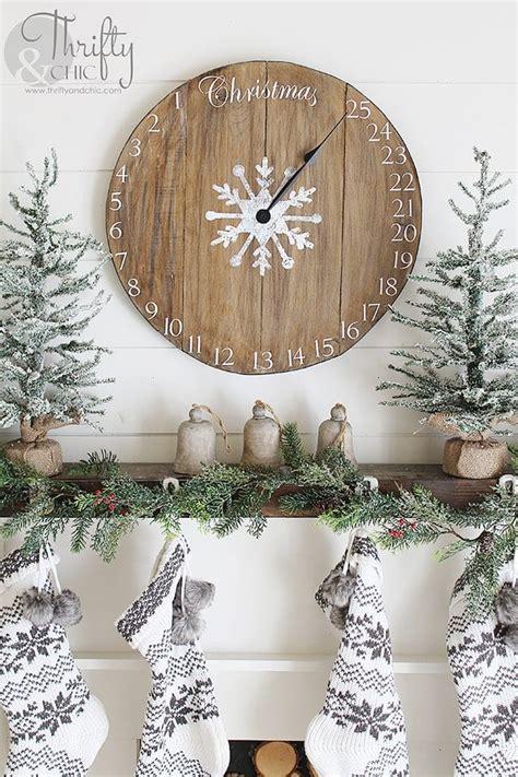 ideas for mantel decor 16 utterly diy wood decorations pretty