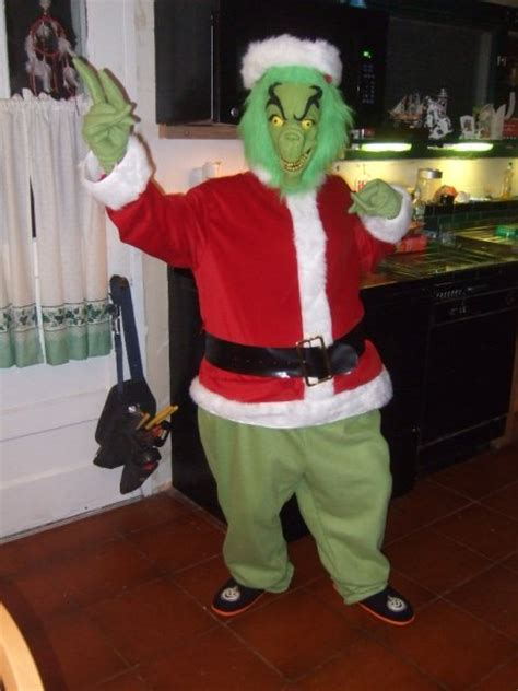 How To Make Whoville Decorations by Grinch Costumes For Men Women Kids Parties Costume