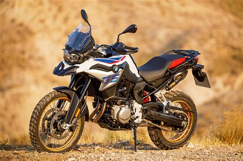 Review Bmw F 850 Gs by 2018 Bmw F 750 Gs And F 850 Gs Look Review