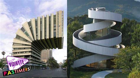 Top Amazing Unique Buildings Pastimers